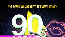 90's Night with DJ Fuzion