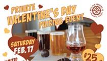 Valentine's Day Pairing Event
