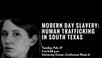 Modern Day Slavery: Human Trafficking in South Texas