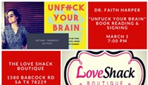 """""""Unf#ck Your Brain"""" Book Reading & Signing"""