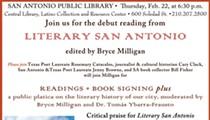 San Antonio's Literary History: A Platica with Tomas Ybarra-Frausto and Bryce Milligan