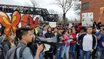 Houston Students Protest Arrest of Classmate Detained by ICE