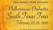 NMSU Philharmonic Orchestra and Campanas de America