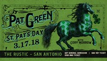 St. Pat's Day with Pat Green