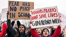 At Least 9 San Antonio High Schools Will Join National Walk-Out to Protest Gun Violence