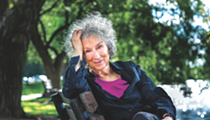 Trinity University Press, Gemini Ink Team Up for International Women's Day Reading with Margaret Atwood