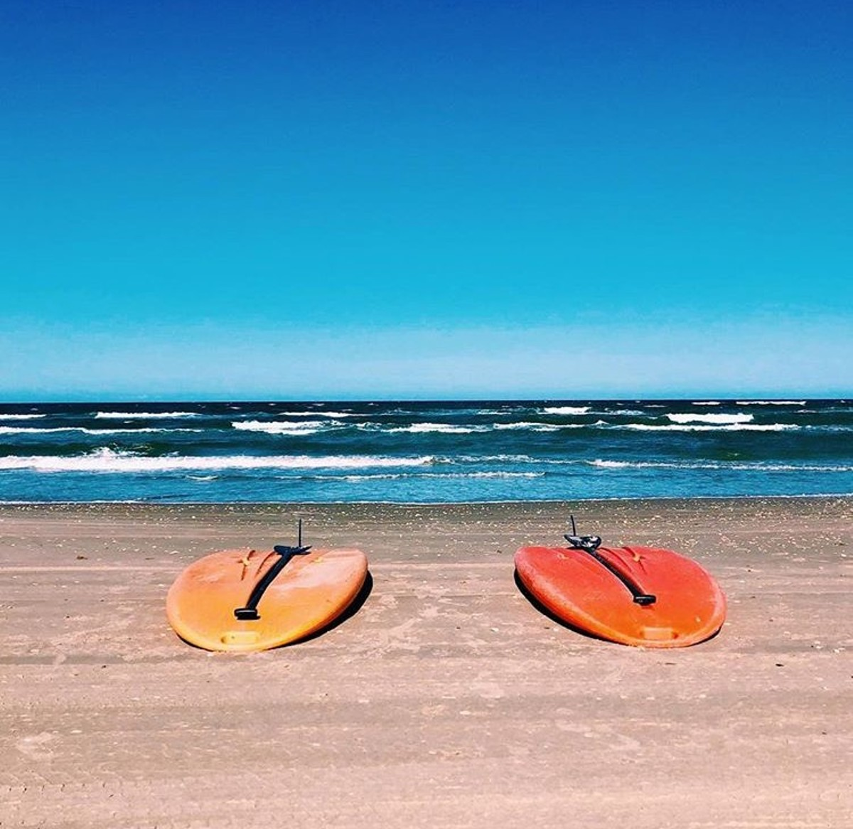 Texas Beaches Worth A Weekend Road Trip