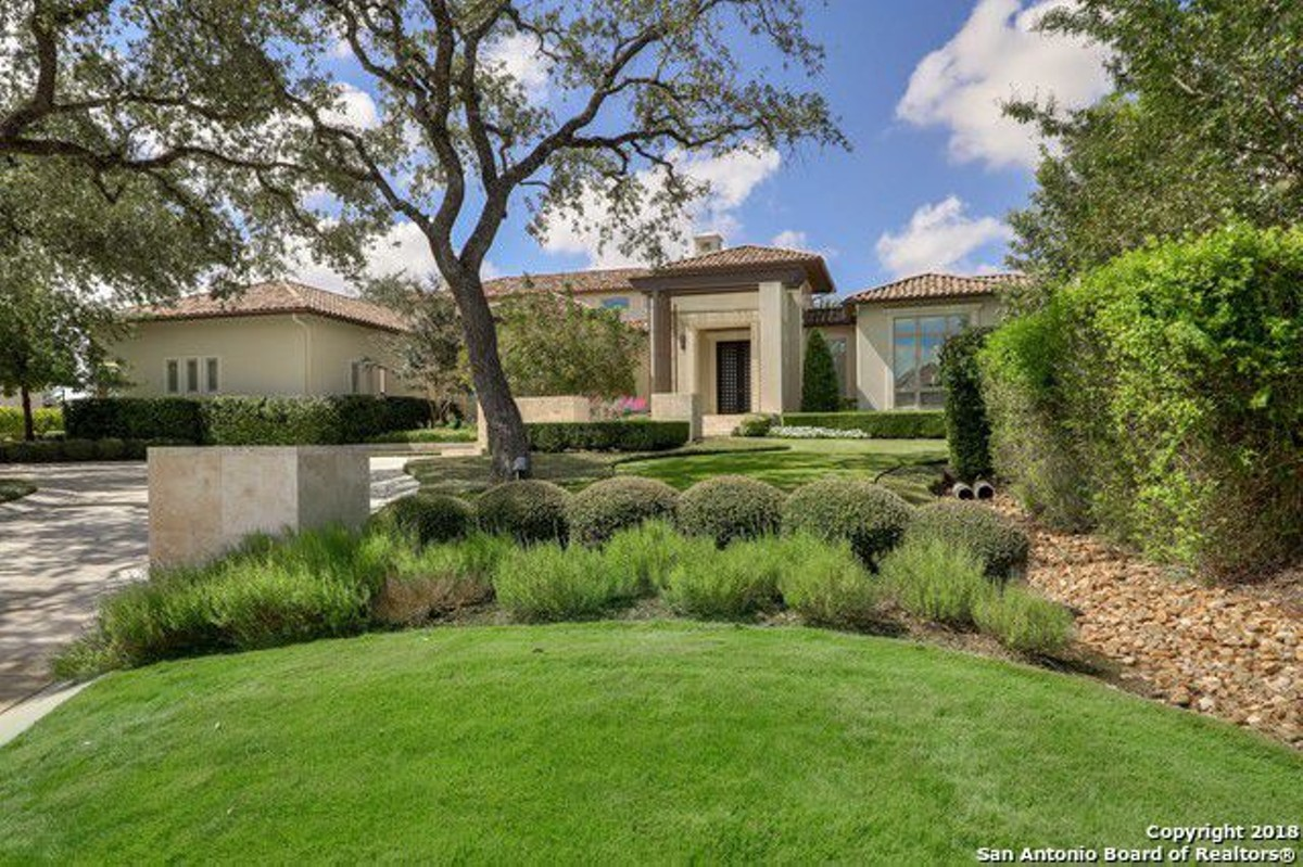A Look At Some Of The Most Expensive Homes For Sale In San Antonio Right Now