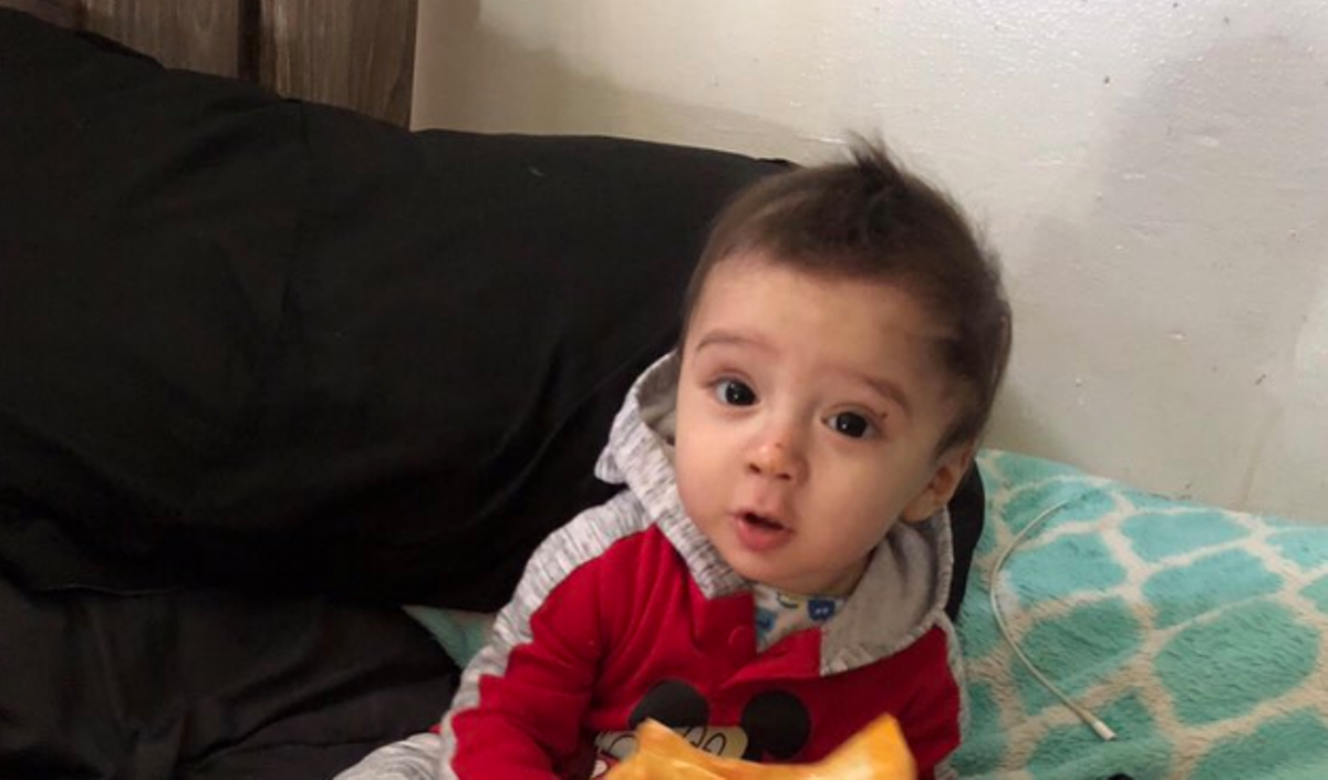 Family Of Missing Baby San Antonio Police At Odds After