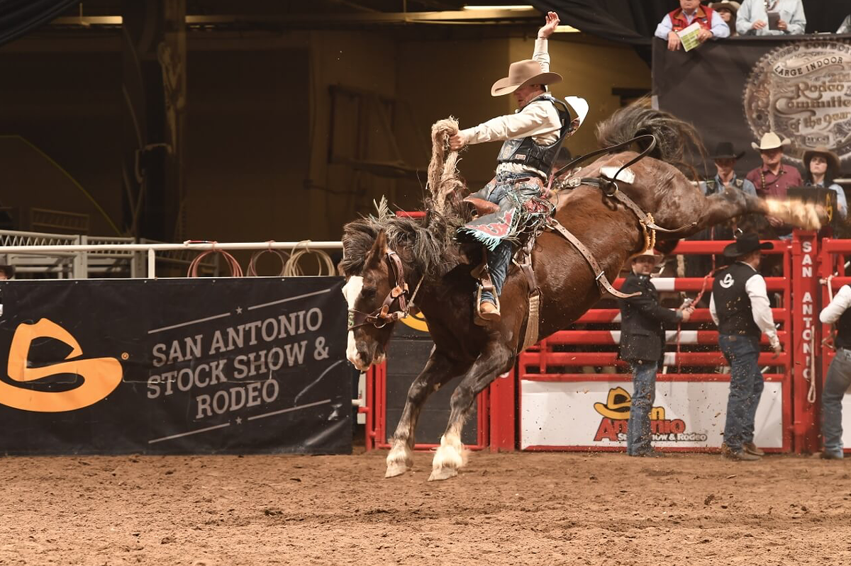 San Antonio Stock Show Amp Rodeo Offering 1 Admission In