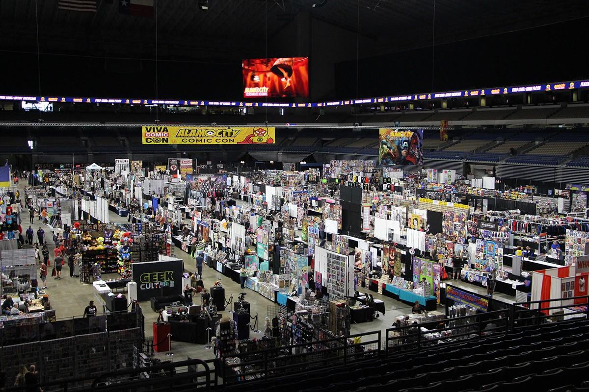 Alamo City Comic Con Finally Announces 2019 Dates And