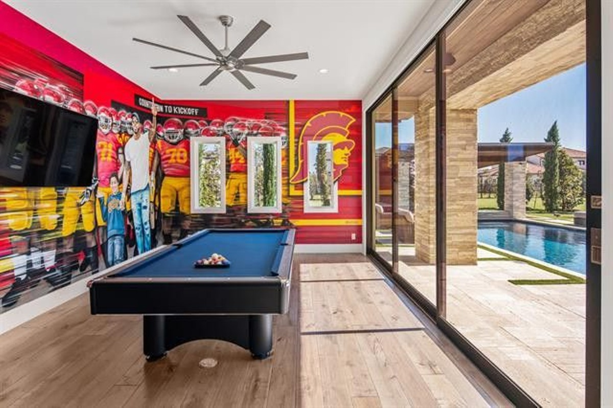 Dallas Cowboys' Tyron Smith is Selling His North Texas Home — Let's Take a Tour