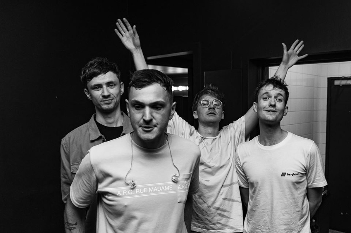 English Psychedelic Pop Act Glass Animals Making Its Way