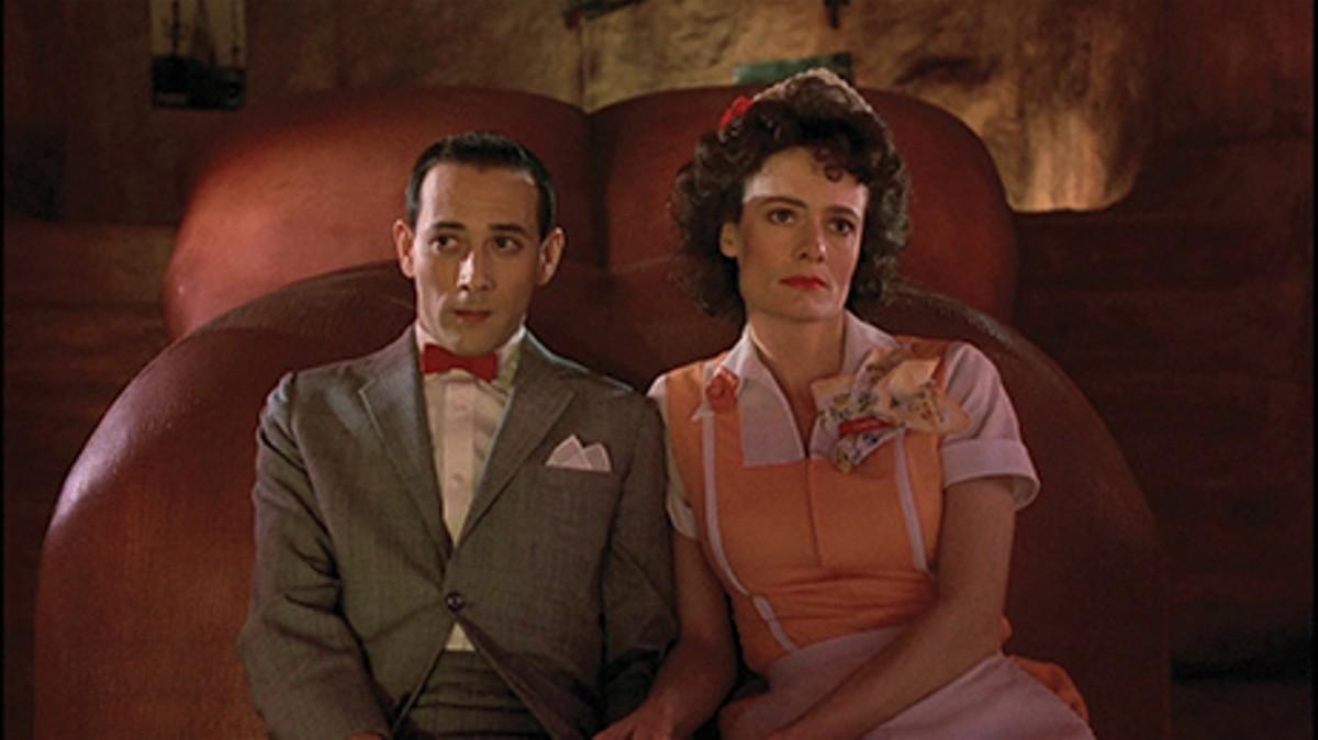 Diane Salinger pee wee's holiday