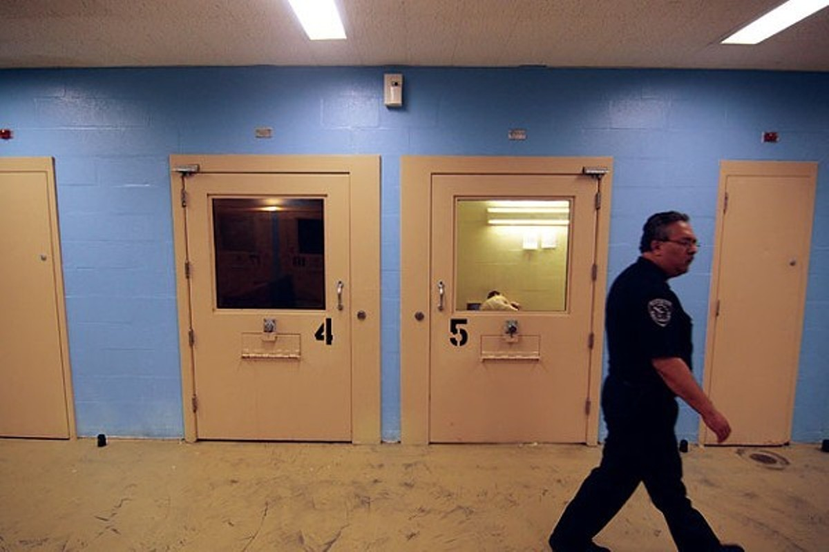Another Inmate Suicide Follows Surprise State Inspection