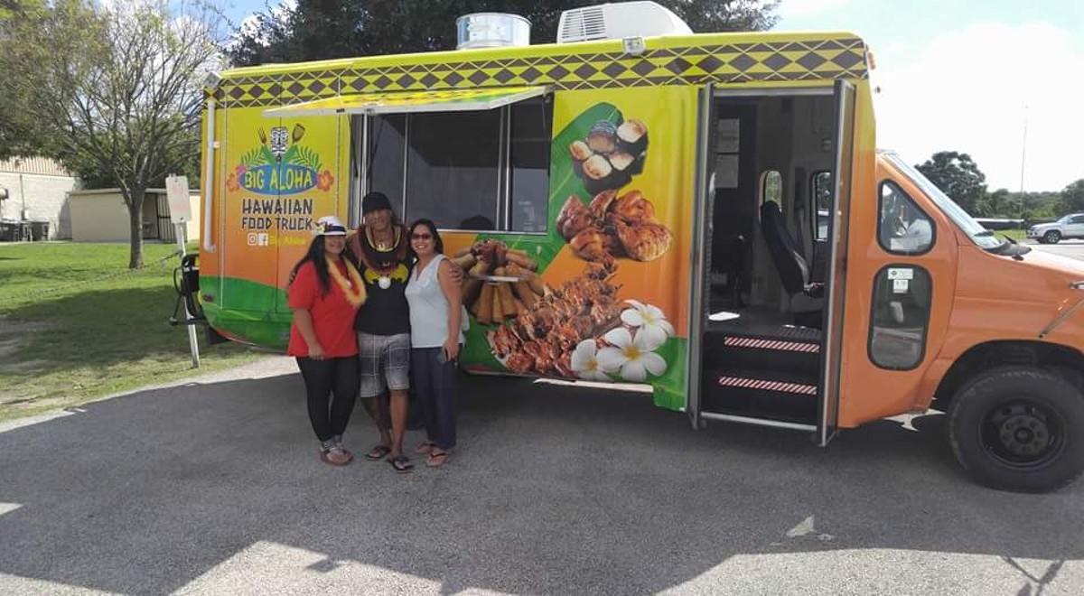 Food Truck San Pedro San Antonio