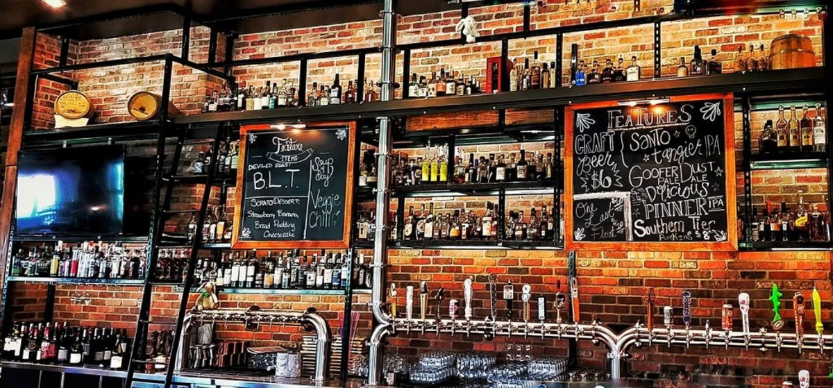 ... But This Dallas Transplant Restaurant Anchors Its Dining Room With A  Wallu0027s Worth Of Whiskey. 15900 La Cantera Pkwy., Suite 21200, (210) 236 8095