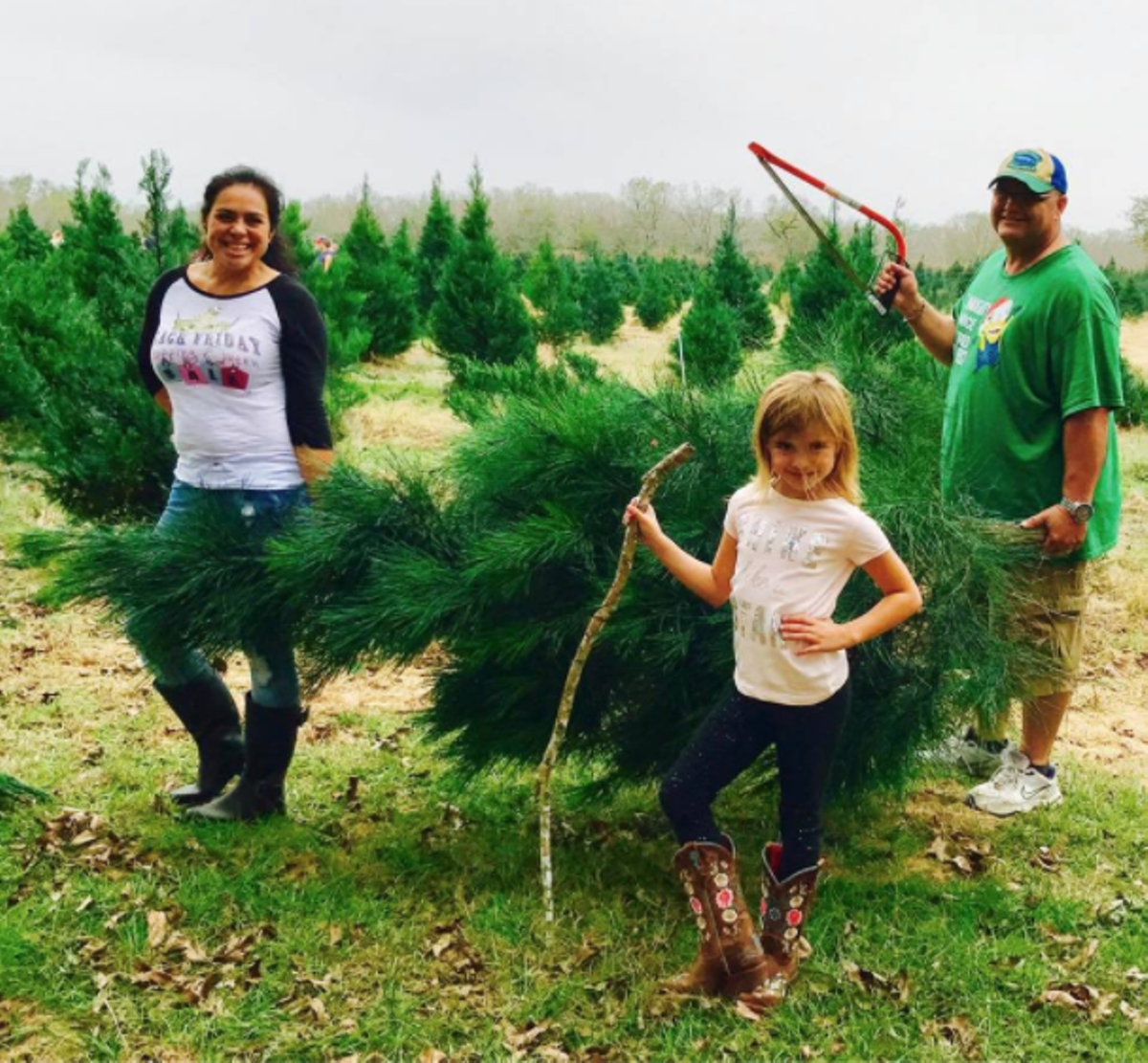 The Parker Project Family Christmas Tree Farm San Diego Holiday