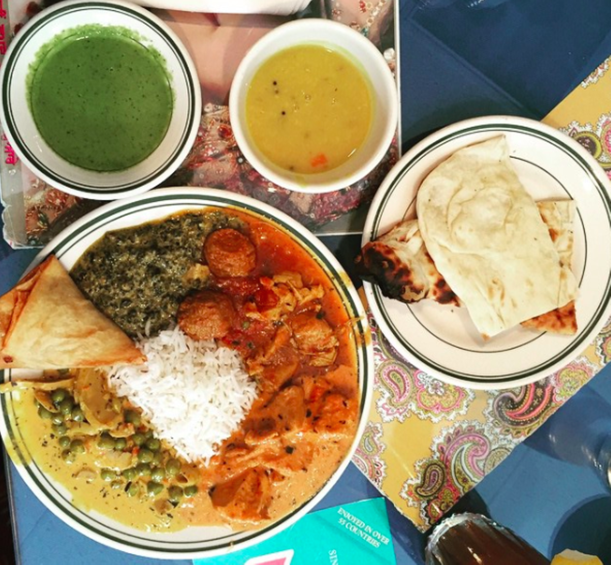 Where To Find San Antonio S Most Authentic Indian