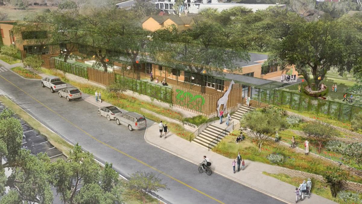 San Antonio Zoo\'s Preschool Expanding, Will Be Largest Nature-Based ...
