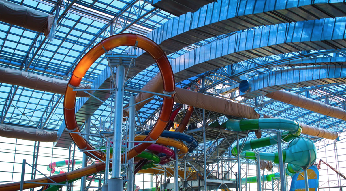Texas Sized Indoor Waterpark Opening In Grand Prairie This Weekend The Daily