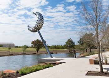 Brooks to Open 43-acre Linear Park
