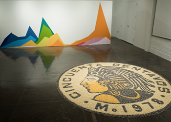 San Antonio and Canary Islands Artists Venture 'Beyond the Wall' in Artpace Exhibition