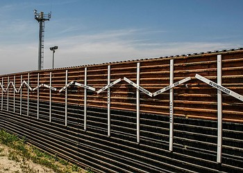 Trump Administration Makes Site Selection for Tent City Near El Paso to House Immigrant Children Separated from Parents