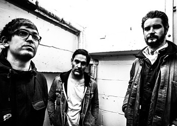 Metz Gears Up to Bring Their Noise Punk Vibes to Paper Tiger This Fall