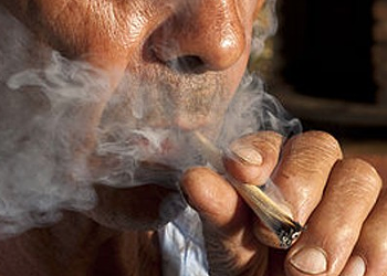 There's a Good Chance Your Grandparents Are Stoned, New Drug Data Shows