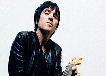 Unlike Morrissey, Former Smiths Guitarist Johnny Marr Showed Up – and Rocked Paper Tiger