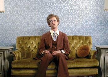He's Got Skills: <i>Napoleon Dynamite</i> Star Jon Heder Answers Some Sweet Questions About Ligers, Tetherball and Voting for Pedro in 2020