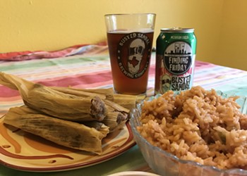 Tis the Season: We're Pairing Tamales and Texas Brews