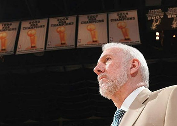 Gregg Popovich is Unsure Whether He'll Return to Coach the San Antonio Spurs Next Season