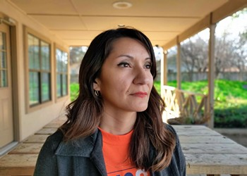 District 6 Candidate, Runoff Queen Melissa Cabello Havrda Maintains Her Cautious Optimism