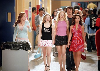 Put on Your Pink Shirt for Friday's 15th Anniversary Screening of <i>Mean Girls</i> at La Villita