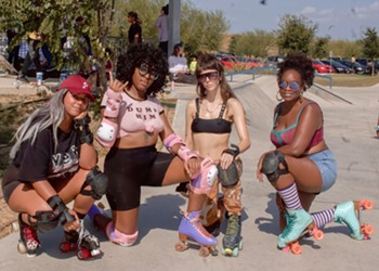 Community of Female Skaters Builds in San Antonio Thanks to All-Girls Skate Jam Event