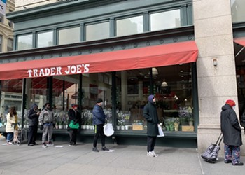 Crew Member Confidential: A Texas Trader Joe's Employee Worries the Chain Isn't Taking Coronavirus Safety Seriously