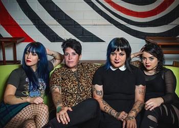 After Coronavirus Cancels Its Tour, San Antonio's Fea Schedules Online Concert, Including Bikini Kill Tribute