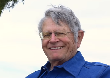 Texas Author John Erickson Reading <i>Hank The Cowdog</i> From His Ranch Is What We Need Right Now