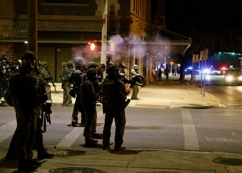 Tear Gas Is Way More Dangerous Than Police Let On — Especially During the Coronavirus Pandemic