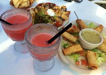 Happy Hour Hound: Add-In Flavors Aplenty At Taco Garage