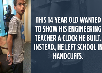 How Social Media Is Reacting To Ahmed Mohamed's Arrest