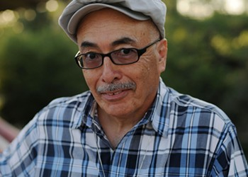 U.S. Poet Laureate Juan Felipe Herrera to Speak at Palo Alto Wednesday