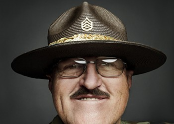 Sgt. Slaughter on WWE Fans in San Antonio, Wrestling on Mars, and Wrestlemania 32