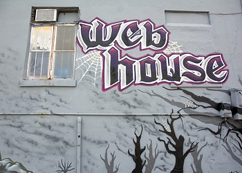 After Two Moves, Web House Is Finally Home