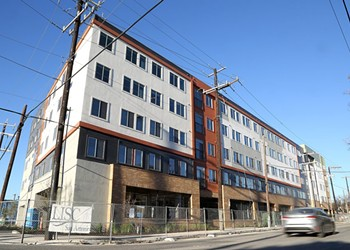 Museum Reach Lofts, rare affordable housing near San Antonio's Pearl district, welcomes first residents