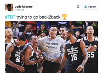 Summer Spurs Eye Back To Back Titles in Vegas
