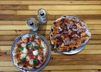 Happy Hour Hound: Il Forno's Can't-Miss $6 Pies