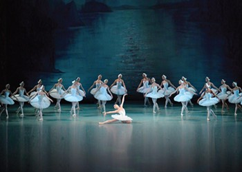 Russian Grand Ballet's Touring 'Swan Lake' Stops at the Majestic on Sunday